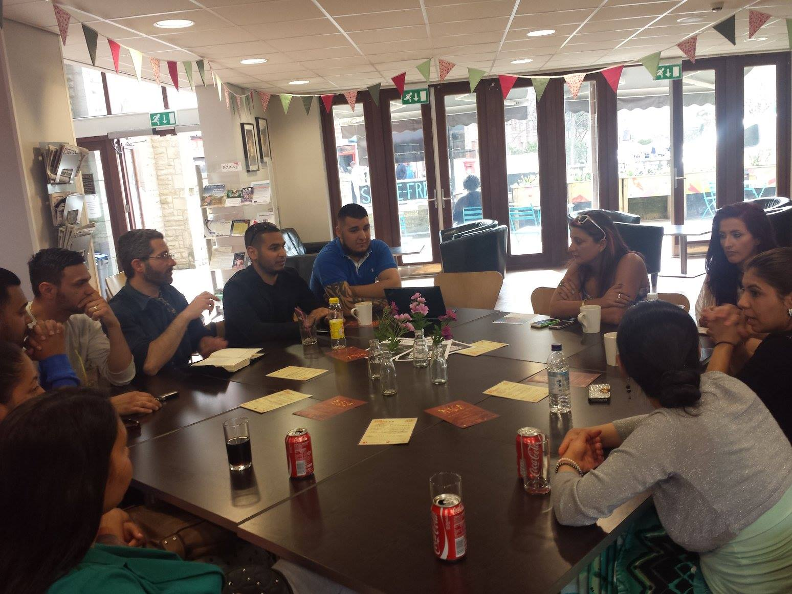 Roma participation in MigRom project